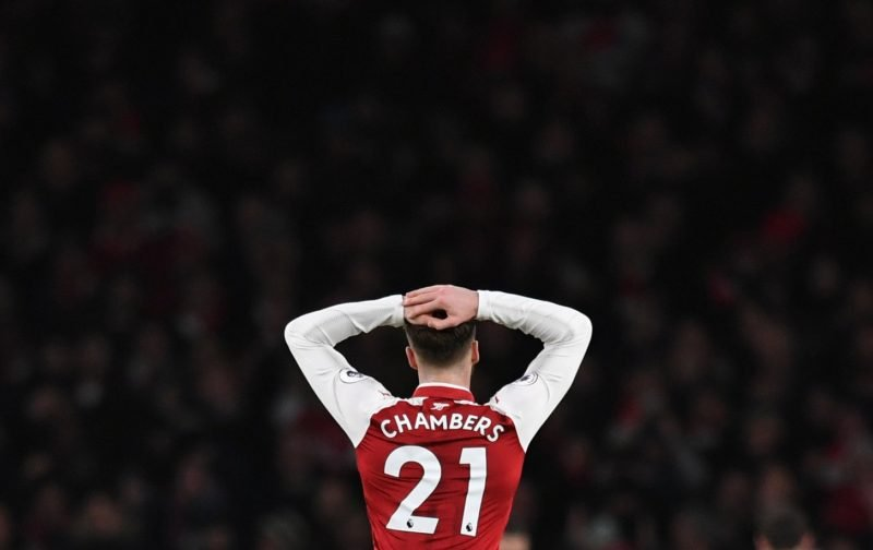 Chambers' Fulham loan has thrown Arsenal fans