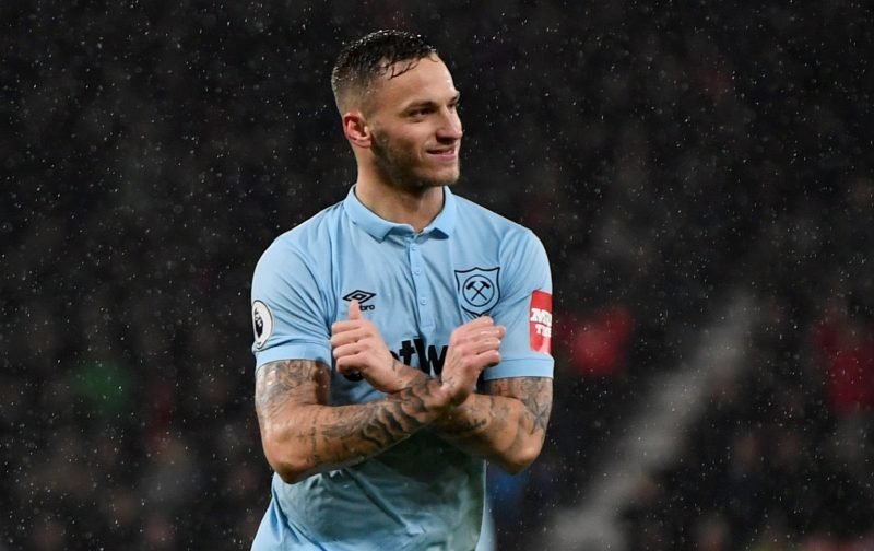 West Ham would be foolish to sell Marko Arnautovic this summer