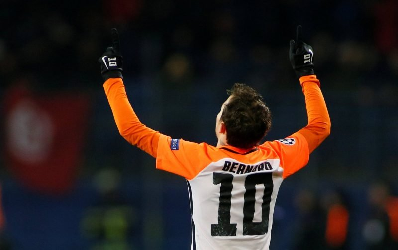 Bernard would be a truly amazing coup for Leeds United
