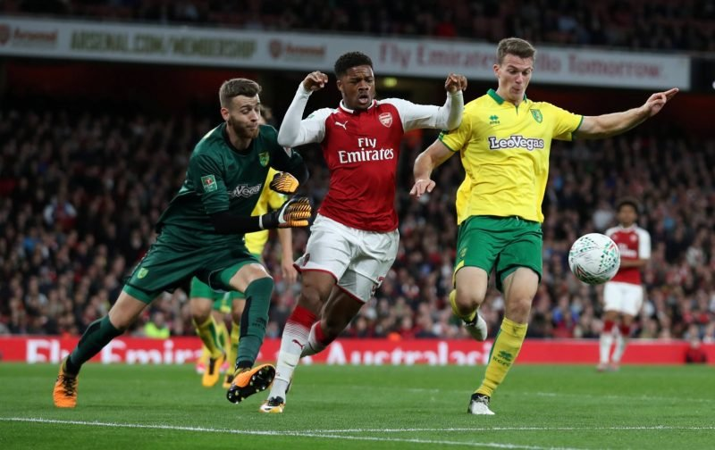 Clearing the deadwood: It's time for Arsenal to sell Chuba Akpom