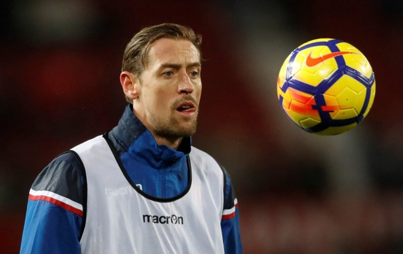 Peter Crouch would be a coup worth pursuing for Rangers