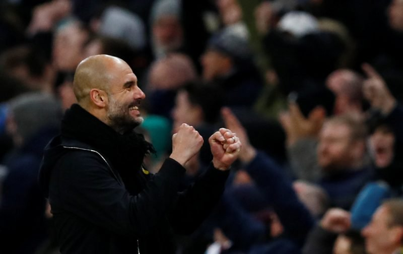 Manchester City fans call for Atletico in Monday's Champions League draw
