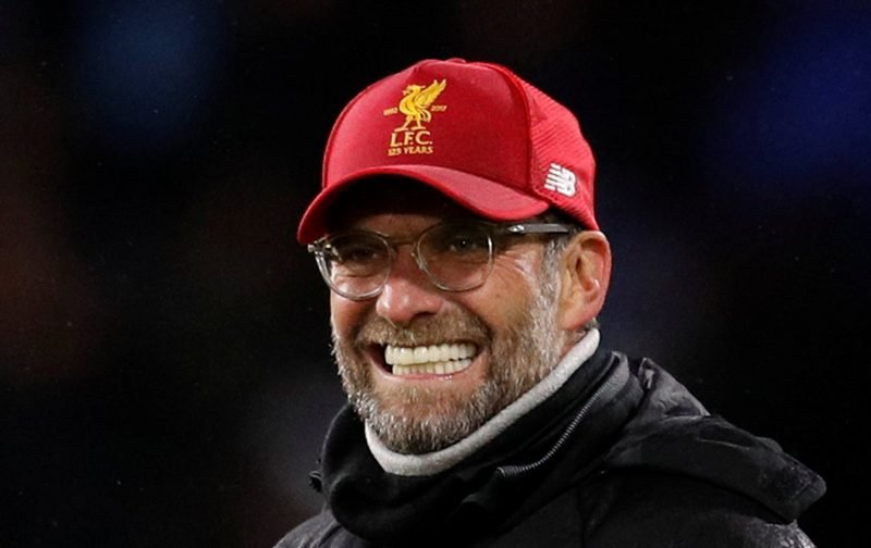 Klopp's eagerness to have Scousers in his squad has pleased plenty of Liverpool fans