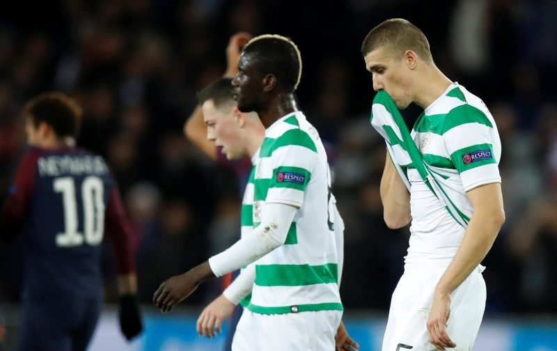 Celtic: Eboue Kouassi tells his agent that he wants to leave the club