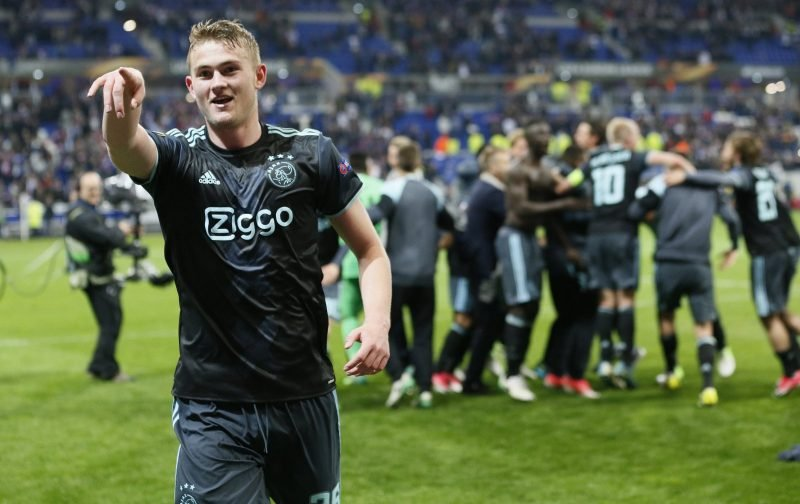 Arsenal fans on Twitter have no faith in pulling off De Ligt coup