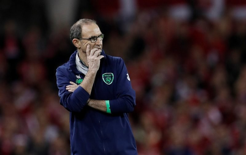 Nottingham Forest fans on Twitter love their club's Martin O'Neill appointment