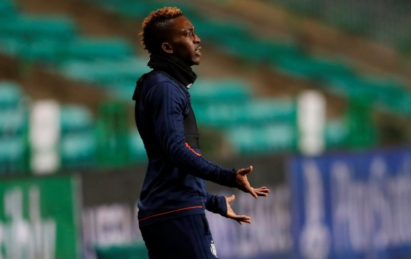 Onyekuru could have been a great attacking option for Everton