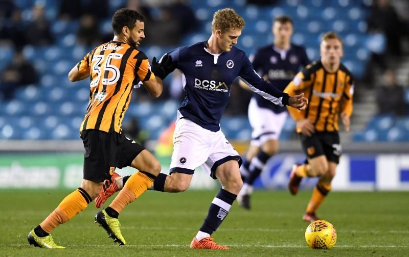 Leeds eye move for Millwall's George Saville