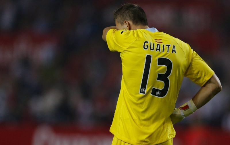 Crystal Palace fans on Twitter send Hodgson clear Guaita message ahead of Southampton tie