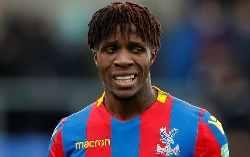 Zaha would give Arsenal a cutting edge in the battle for the Top Six