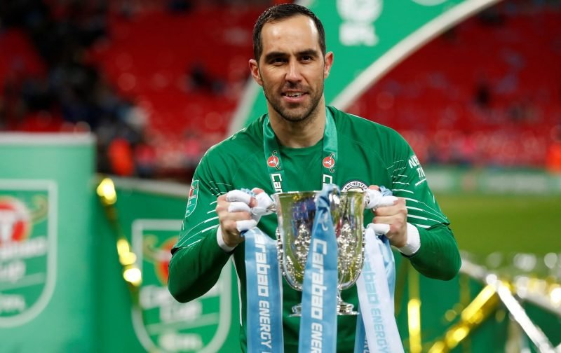Manchester City: Fans attack Claudio Bravo over Atalanta performance