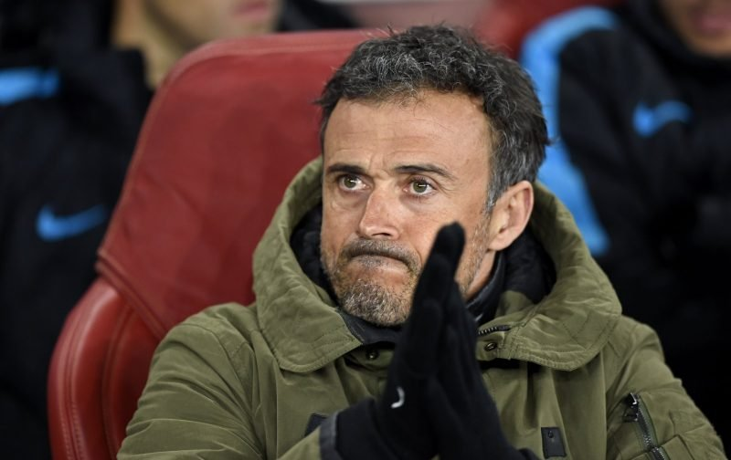 Arsenal: Fans thrilled with links with former Barcelona manager Luis Enrique