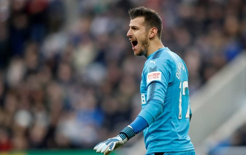 Newcastle fans on Twitter can't speak highly enough of Martin Dubravka