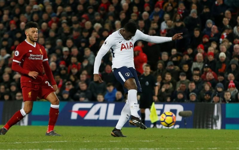 Tottenham fans on Twitter look back to 2-2 Anfield tie ahead of Sunday clash