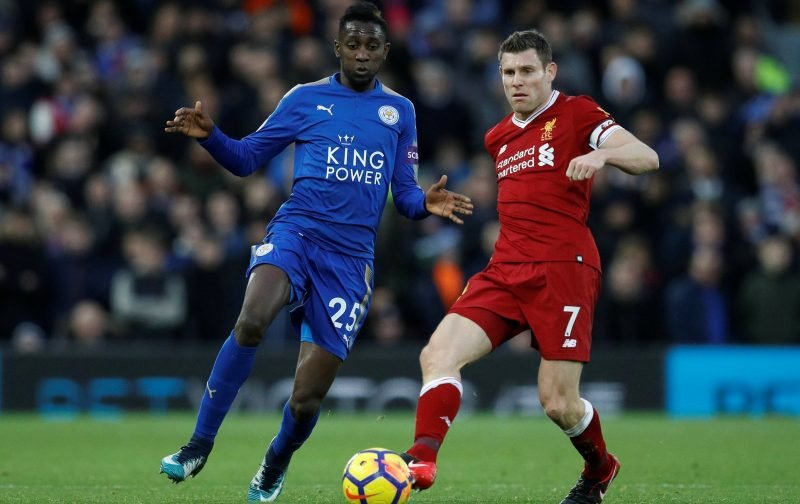 Wilfred Ndidi could be Man City's long-term replacement for Fernandinho