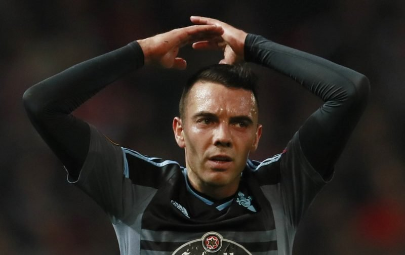 Introducing: The centre-forward Wolves must sign in January, Iago Aspas