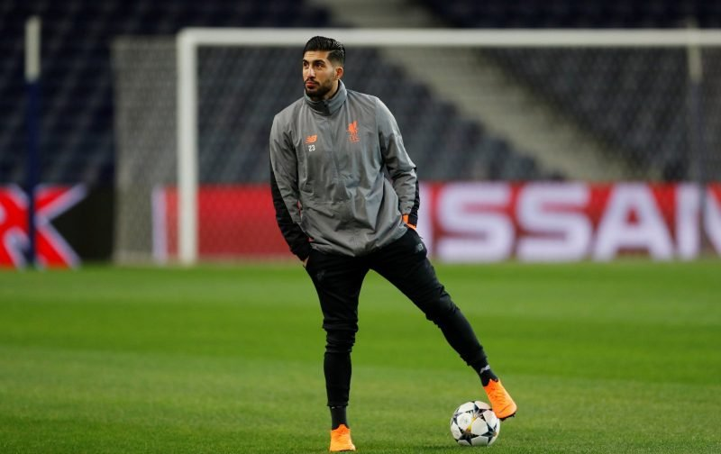 Liverpool fans take to Twitter to congratulate Emre Can on first Juventus goal