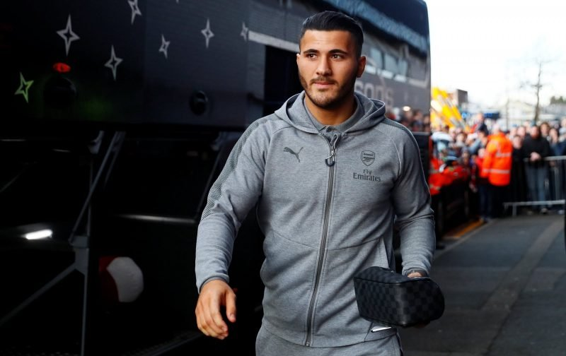 Sead Kolasinac is a player West Ham must look into signing