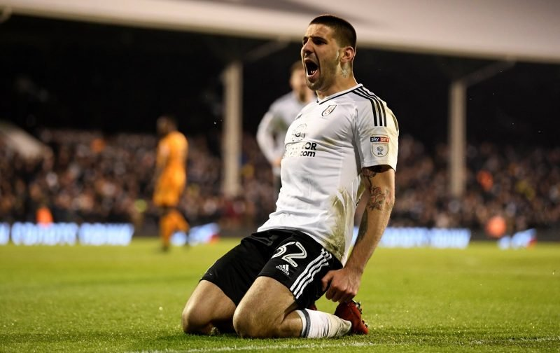 Aleksandar Mitrovic represents great value for toothless Crystal Palace