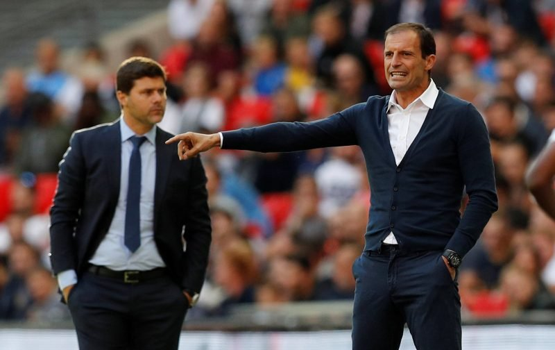 Manchester United: Massimiliano Allegri targets Old Trafford dugout
