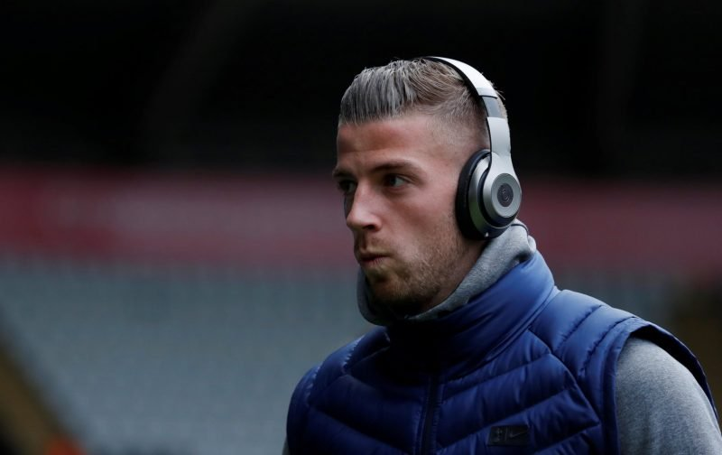 Toby Alderweireld is a player Man United had to sign