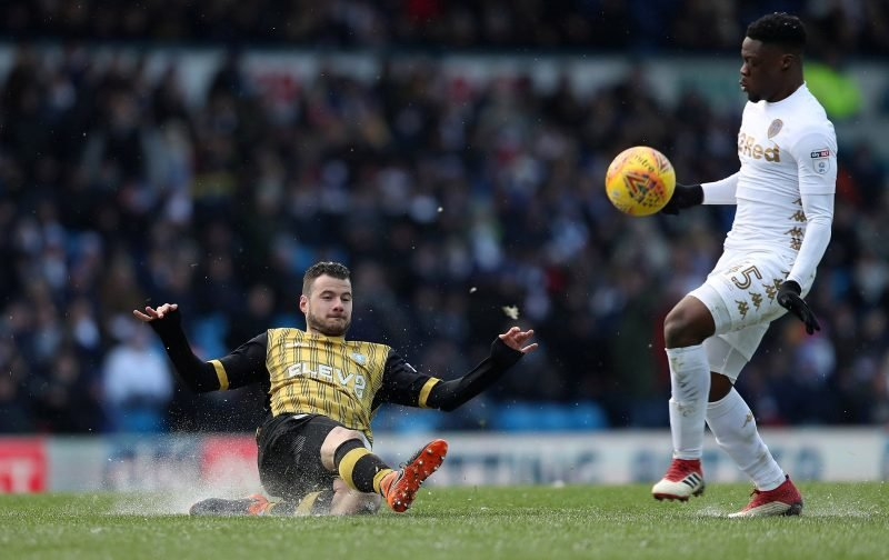 Caleb Ekuban set to leave Leeds permanently next month