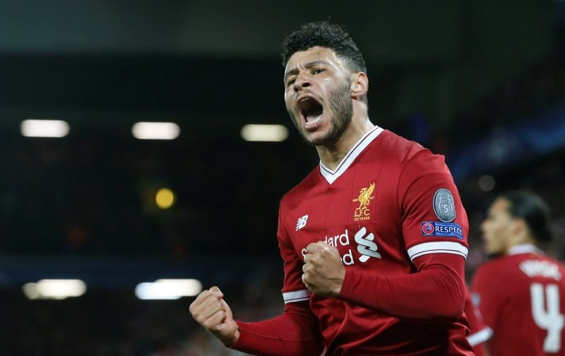 Liverpool fans on Twitter are desperate for Chamberlain to return