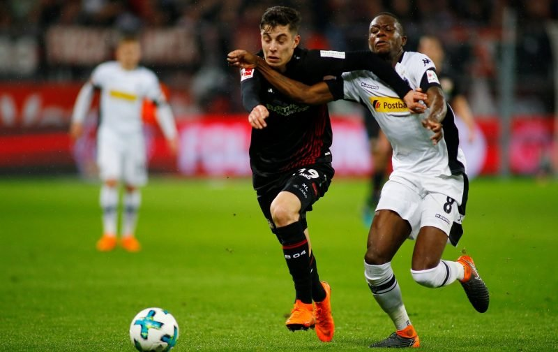 Liverpool: Fans want Kai Havertz at Anfield after Bayer Leverkusen manager's admission