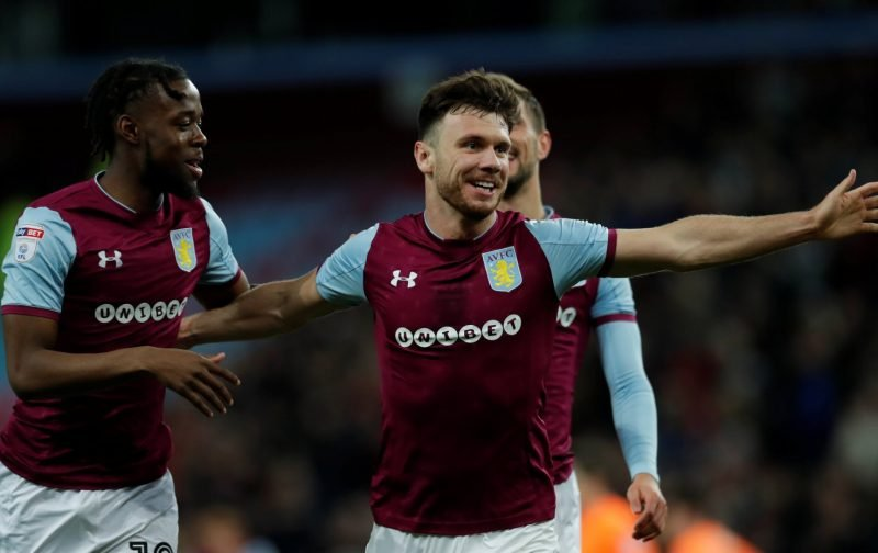 Scott Hogan staying at Aston Villa would be very bad news indeed
