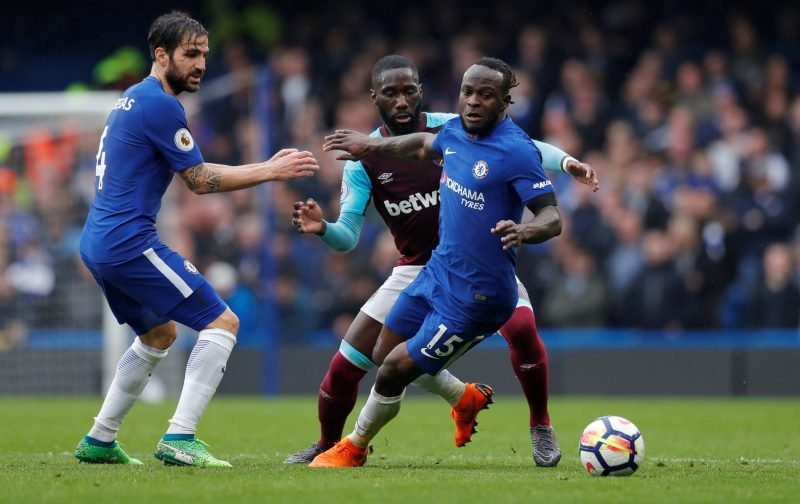 Arthur Masuaku returns to training to give West Ham a boost