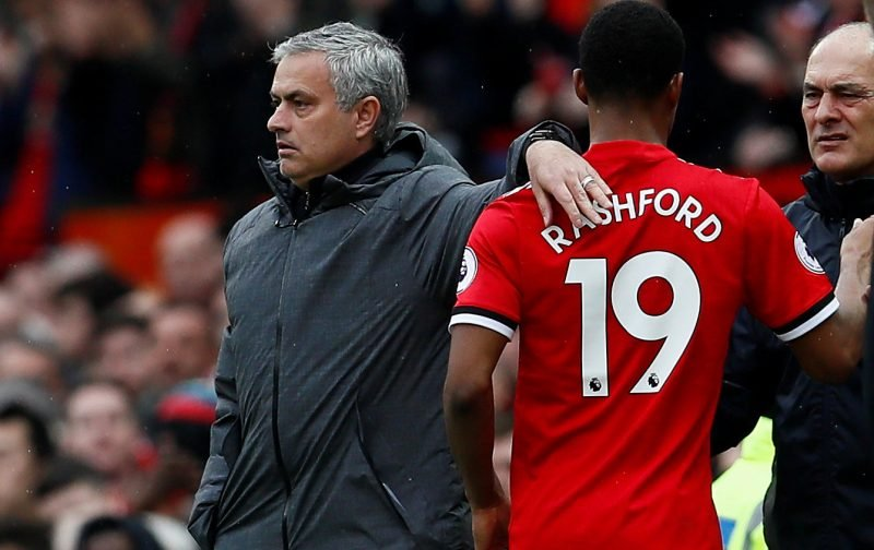 What does the future hold for Marcus Rashford at Manchester United?