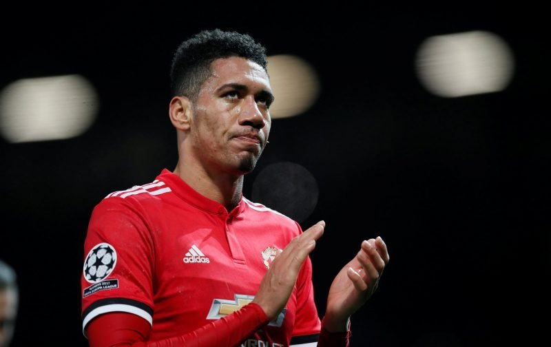 West Ham should target Chris Smalling as Lascelles alternative to improve defence