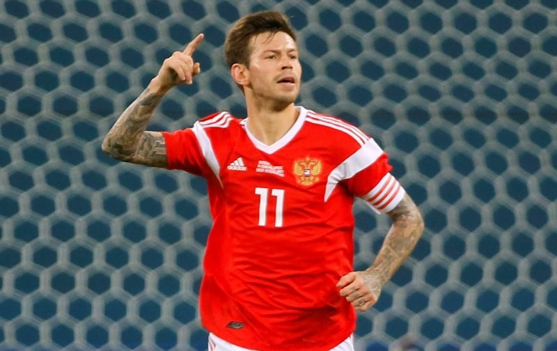 Smolov signing would rid Crystal Palace of any relegation fears