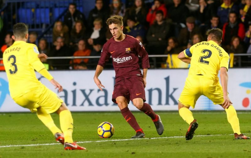 Introducing the man that Aaron Ramsey could never be at Arsenal, Denis Suárez