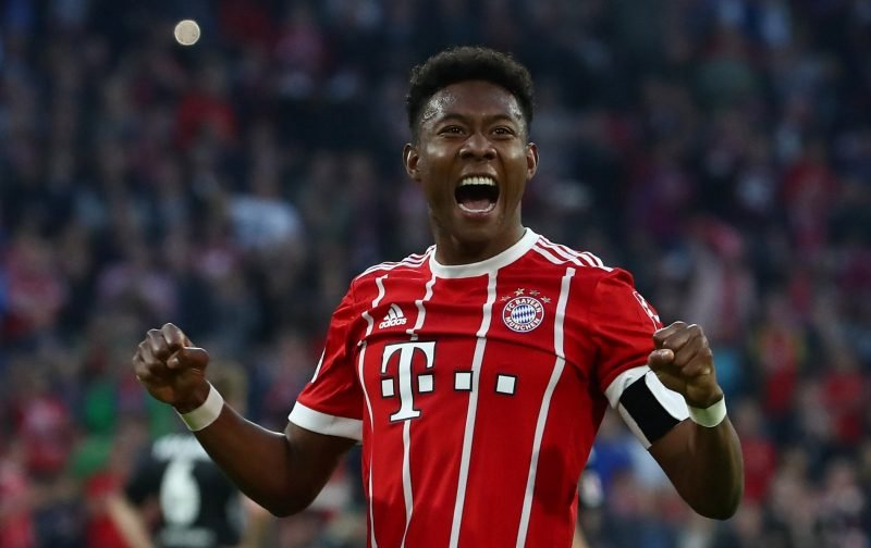 Signing Alaba would complete Manchester City's amazing squad