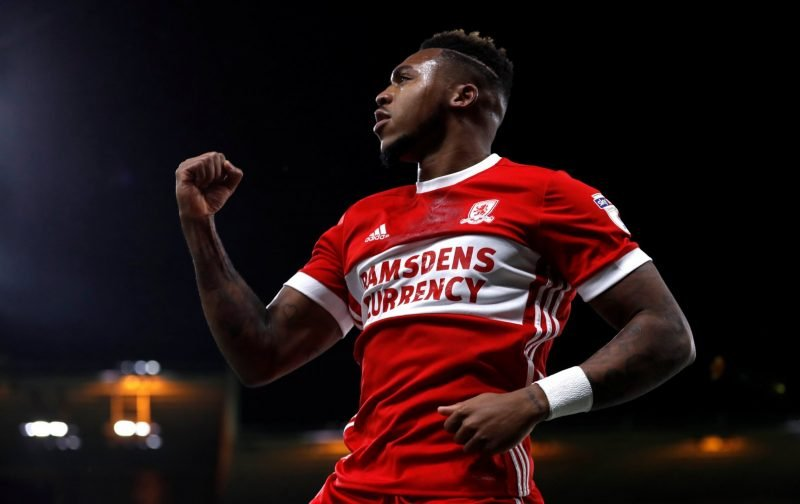 West Brom targeting Britt Assombalonga