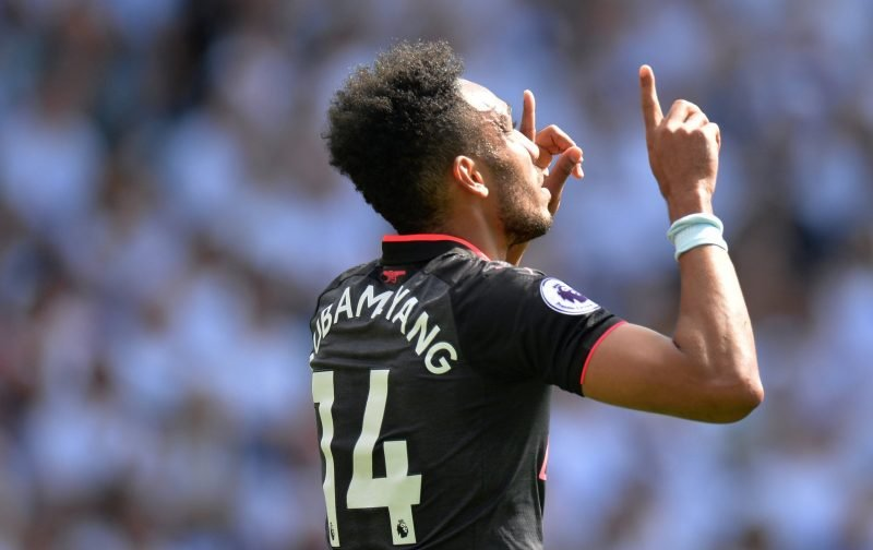 Arsenal fans take to Twitter to slam Aubameyang after decisive penalty miss