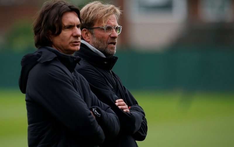 Liverpool: Fans don't seem to be missing Zeljko Buvac as Jurgen Klopp's assistants also agree new deals