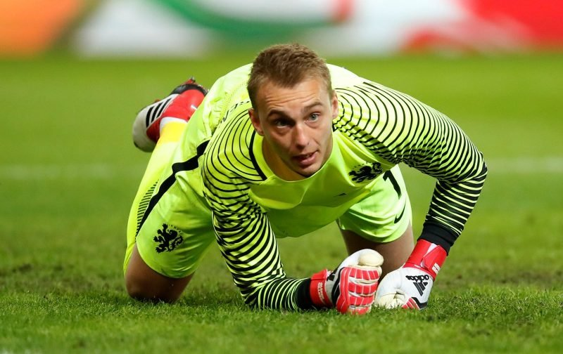Jasper Cillessen's arrival would finally solve the goalkeeping problem at Liverpool