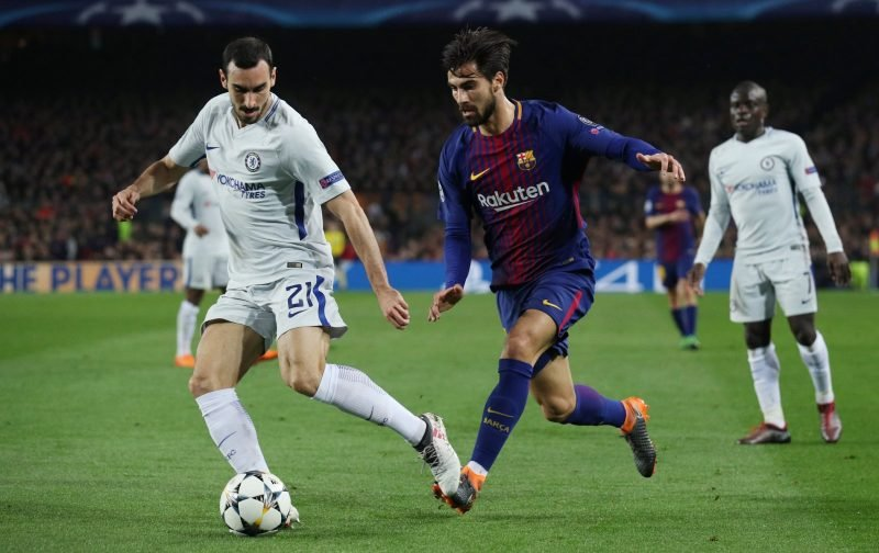 West Ham make firm offer for Andre Gomes