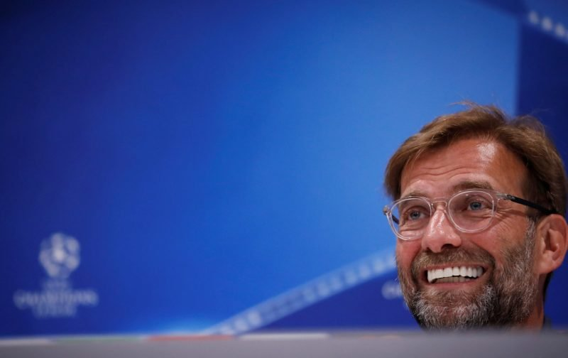 Everton fans on Twitter slam Klopp for comments on their support