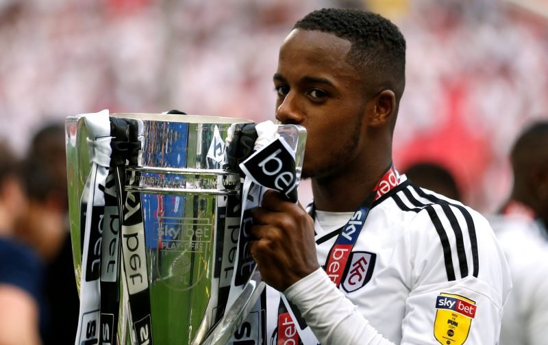Ryan Sessegnon being considered for England call-up