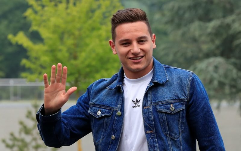 Arsenal fans on Twitter don't want to sign Florian Thauvin
