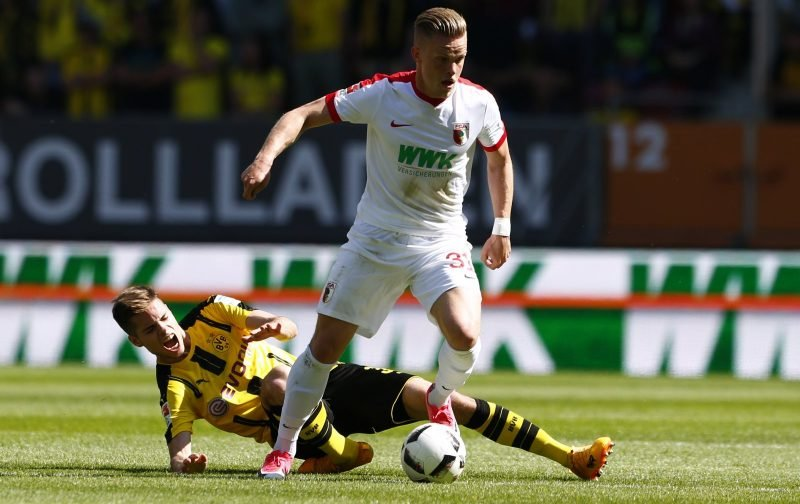 Philipp Max would suit Tottenham's system down to the ground