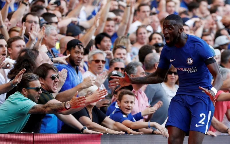 Chelsea: Antonio Rudiger expected to return for Wolves clash