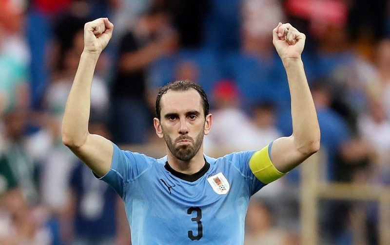 Godin was the defender Manchester United absolutely needed