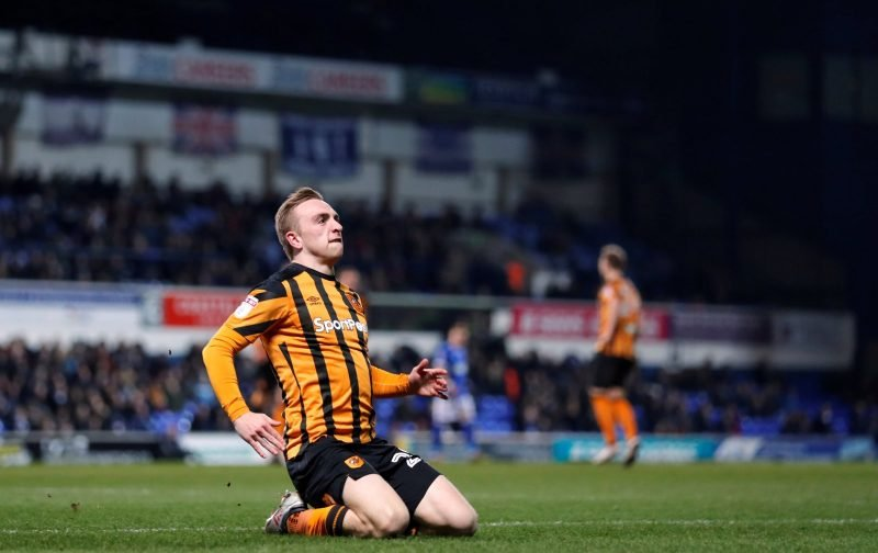 Tottenham fans take to Twitter to call for their club to sign Hull's Jarrod Bowen