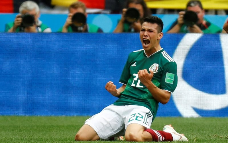 Spurs fans would love to see Lozano links come good