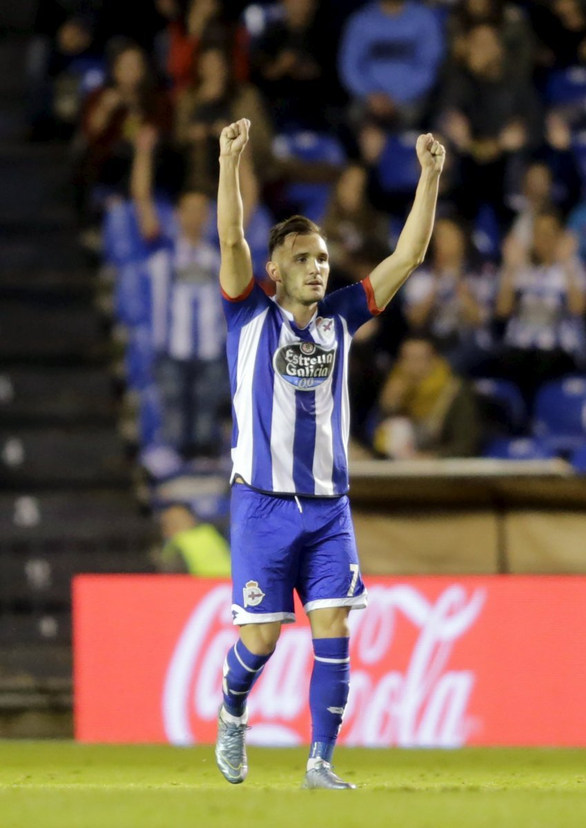Southampton would be wise to take a punt on Lucas Perez this summer