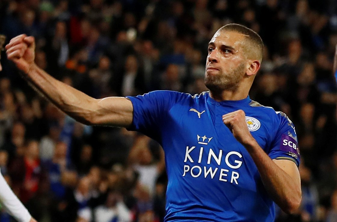 Leicester City: Islam Slimani's Foxes career is over after summer loan to Monaco